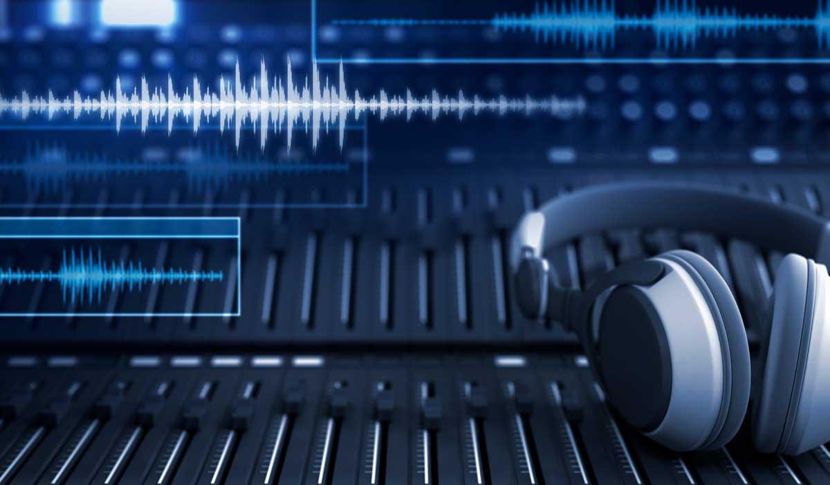 Edición de audio |Sampleo, edición corrección filtrado espacialización del sonido