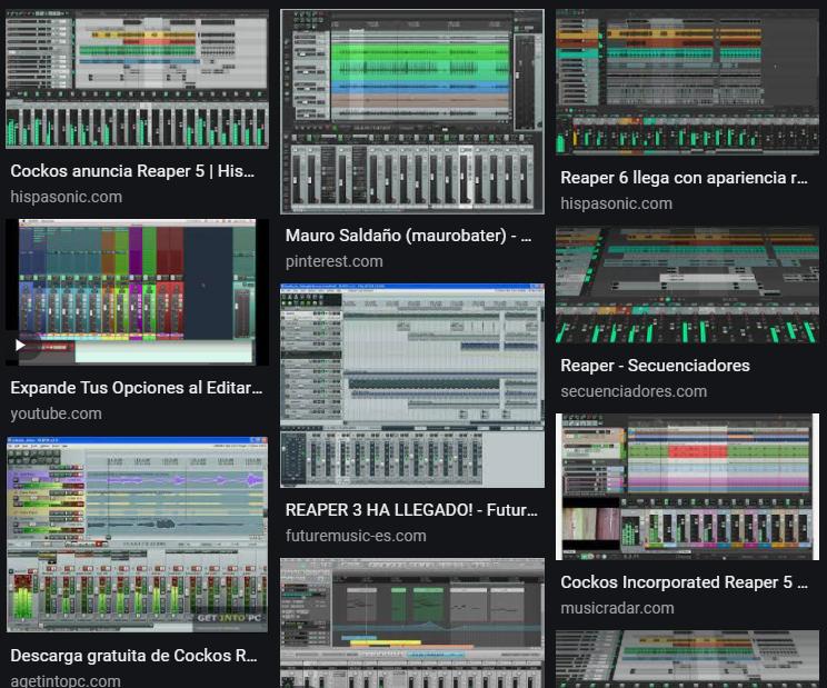 Multitracks grabación y montaje sonoro